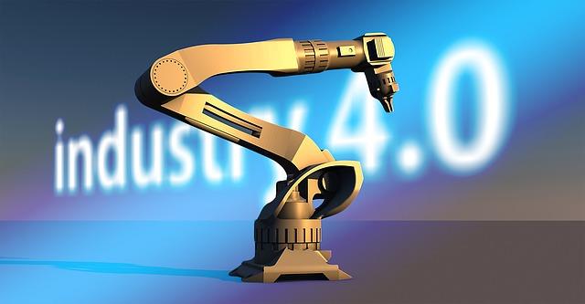Robot pripravený k práci.jpg