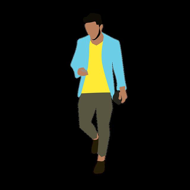 Kreslená postava, model, oblečenie.png